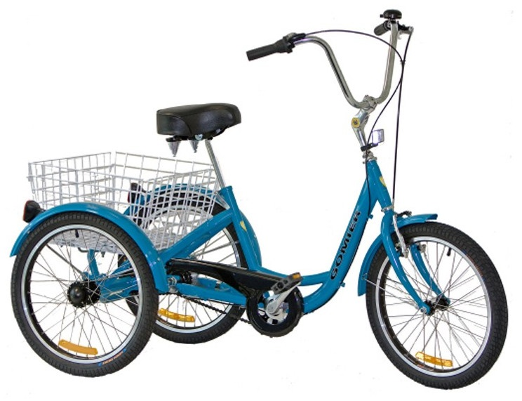 Buying an electric tricycle